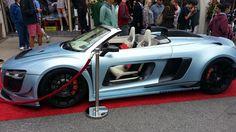 Audi R8 Razor Spyder GTR by PPI Speed Design
