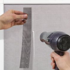 Screenmend Window Screen Repair Kit: Fix Your Windows in a Minute or Less