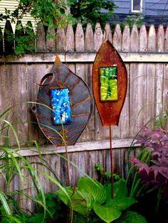 ArtofGardening.org: My Rochester Buffalo-style Garden Art Sale purchase