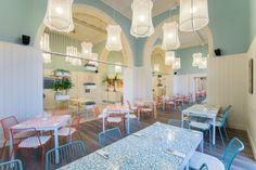 Tentacoli e Cozze restaurant by SipalaTripiArchitetti, Siracusa – Italy » Retail Design Blog