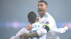 Sergio Ramos sets all-time Champions League mark for yellow cards