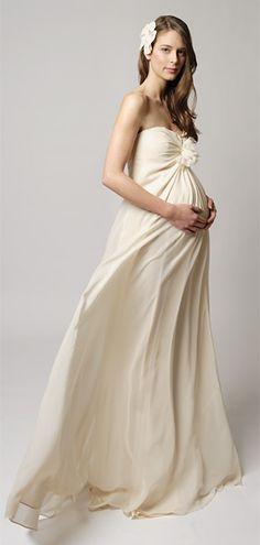 Pregnant Wedding Dress 2015-2016 | Fashion 2016-2017 | Prgnancy ...