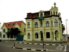 #Swakopmund, #Namibia, #Photography Travel Around The World, Around The Worlds, Namibia, Southern, Mansions, Country, House Styles, Photography, Travel Destinations