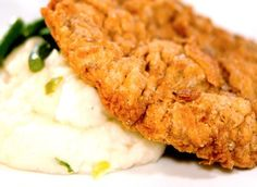 Yields enough seasoning for 6 batches fried chicken or 12 batches Kentucky Fried Pork Chops. Marinated Pork Chops, Breaded Pork Chops, Pork Loin Chops, Boneless Pork Chops, Deep Fried Pork Chops, Kentucky Fried, Kentucky Chicken, Louisville Kentucky, Southern Fried Pork Chops