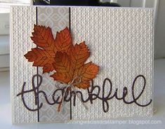 FM132 Thankful Maple