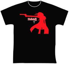 knupSilk - ESTAMPARIA/SERIGRAFIA: Hellsing
