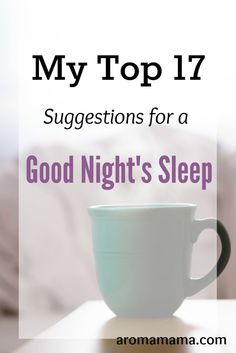Natural Sleep Remedy Sleep is so important to good health! Check out My Top 17 Suggestions for a Good Night's Sleep. via - Sleep is so important to good health! Check out My Top 17 Suggestions for a Good Night's Sleep. Insomnia Remedies, Natural Sleep Remedies, Natural Cures, Natural Healing, Banana Cinnamon Tea, Natural Sleeping Pills, How To Get Sleep, Good Night Sleep