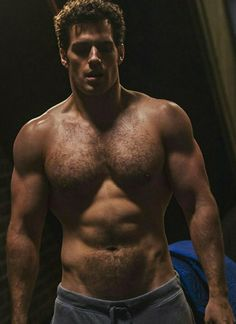 Can we all take a minute to appreciate Henry Cavill's Instagram gift to the world?
