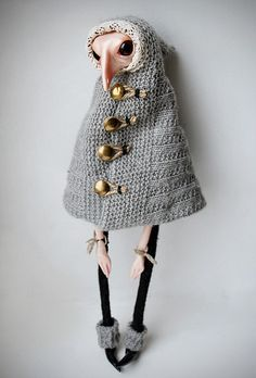 By lime in moloko #doll #plush #cute
