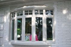 5 lite bow with transom windows with simulated grills