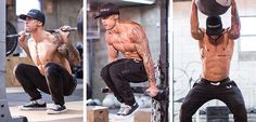 Real Strength: Mike Vazquez's Ultimate Full-Body Workout - Calisthenics Training!