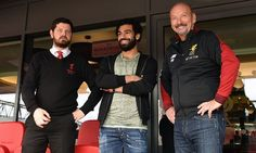 Photo gallery: Salah takes special tour of Anfield - Liverpool FC