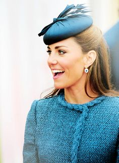 Kate always has the cutest expressions!  She is full of character!!   NZ Tour...2014