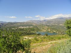 #lecrin #valley #beznar #lake #andalucia