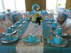 Tiffany Baby Shower