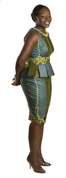 vlisco- Be your dream ghana ~African Prints, African women dresses, African fashion styles, african clothing African Dresses For Women, African Print Dresses, African Attire, African Fashion Dresses, African Wear, African Women, African Prints, Ghana Fashion, Africa Fashion