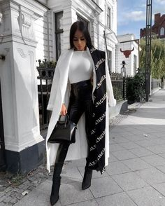 Boujee Outfits, Cute Casual Outfits, Stylish Outfits, Fall Outfits, Winter Fashion Outfits, Look Fashion, Fashion Glamour, Fashion Beauty, Elegance Fashion
