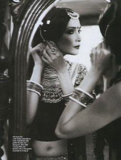 Ritu Kumar Design Inspired by Mahabharata: Femina 2012