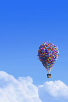 I saw Up last night. It is quite possibly my favorite film…Ever.