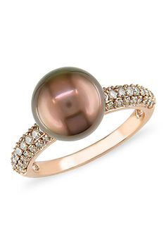 Tahitian Pearl - I think its talking to me... Lindo lindo lindo....