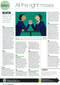 All the right moves - 10 tips for improving negotiation techniques by Clive Rich   BA-Business-Life-Magazine-August-2012