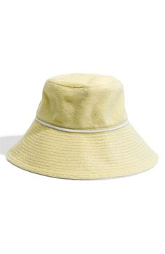 "Juicy Couture ""Flip"" Reversible Terry Sun Hat $37.90"