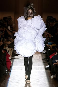 Comme des Garcons Says Goodbye (2015-16 A/W) - http://debonyface.com/comme-des-garcons-says-goodbye-2015-16-aw/  Visit http://debonyface.com to read more on this topic