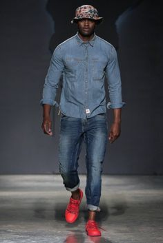 #SAMW #FASHIONWEEK #magents #AfrikaRise #Africa #CapeTown #Konscious #Denim #Shirt  www.magents.co.za  IG: magentslifestyleapparel Twitter: @magents  Photo Credit: SDR