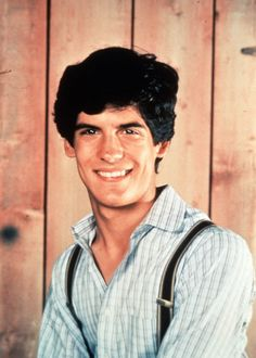 My first crush....Albert from Little House on the Prairie.