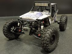 IFS Conversion for Wraith, Blue Monkey RC