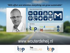 wtk-hoe-conserveertechnologie-onze-samenleving-heeft-veranderd by Wouter de Heij via Slideshare Food Technology, Priorities, My Works, Effort, Innovation, Novels, How To Apply, Top, Technology