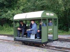 Amberley Museum Railway - WD904: D Wickham 3403/1943
