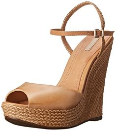 Schutz Women's Atonella Wedge Sandal >>> Find out more details by clicking the image : Platform sandals