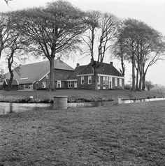 Old Photos, Netherlands, Shelter, Dutch, Berry, Farmhouse, Homes, Mansions, Architecture