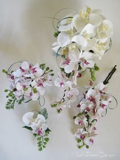 artificial_mixed_phalaenopsis_orchids_wedding_flower_package.jpg (488×650)