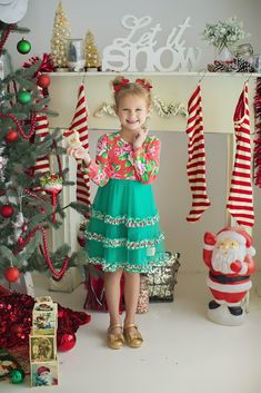 Christine Play Set - Shop For Girl's Handmade Clothes | Olive Mae Clothing