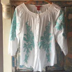 Super delicate blouse Like a new Sundance Tops