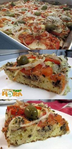 Healthy Dinner Recipes, Great Recipes, Favorite Recipes, Crispy Seaweed, Quiches, Quick Easy Vegan, Food Garnishes, Paella, Snacks Für Party