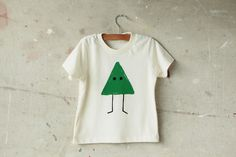 Go Play Toddler Tee, Triangle
