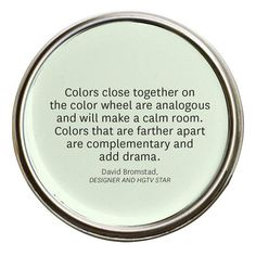 Use the Color Wheel to Create the Mood of Your House