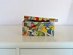 shoebox decorating idea of my occ boxes.