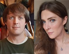 A place to share transition timelines. Transgender Transformation, Male To Female Transformation, Male To Female Transition, Mtf Transition, Male To Female Transgender, Transgender Girls, Transgender Before And After, Brave Women, Gorgeous Women