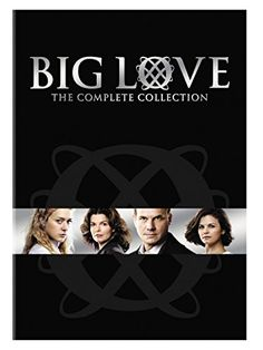 Available in: DVD.This set contains every episode from all five seasons of the HBO series Big Love, which starred Bill Paxton as a polygamist juggling his Ginnifer Goodwin, Dvd Set, Big Love, Best Tv, Movie Tv, Red And White, Black, Tv Shows, Entertaining