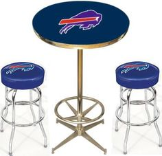 Use this Exclusive coupon code: PINFIVE to receive an additional 5% off the Buffalo Bills Pub Table Set at SportsFansPlus.com