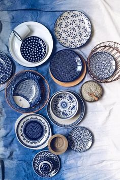 Bunzlauer Keramik- neueste Kollektion. Latest Collection of Polish Pottery allready in my shop ;) http://www.homemode.de