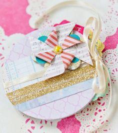 Crate Paper Design Team :: Stephanie Dagan (Mini Album)