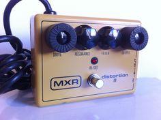 MXR Distortion II. 1979