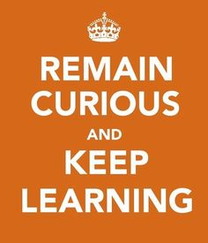 Curiosity is necessary!  | travel quotes researched by http://www.iconhotel.eu/en/contact/map