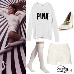 Ariana Grande #Outfit