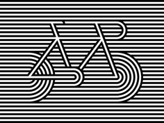 Artcrank 2015: Speed on Behance Print from the 2015 Minneapolis show. #graphics #speed #bicycle